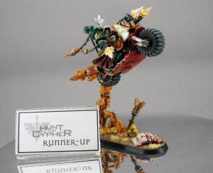 Li Chunfu's impressive pose for Cypher leaves us in awe as well!