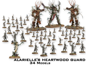 ALARIELLE'S HEARTWOOD GUARD