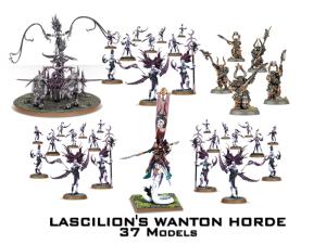 LASCILION'S WANTON HORDE