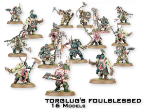 TORGLUG'S FOULBLESSED