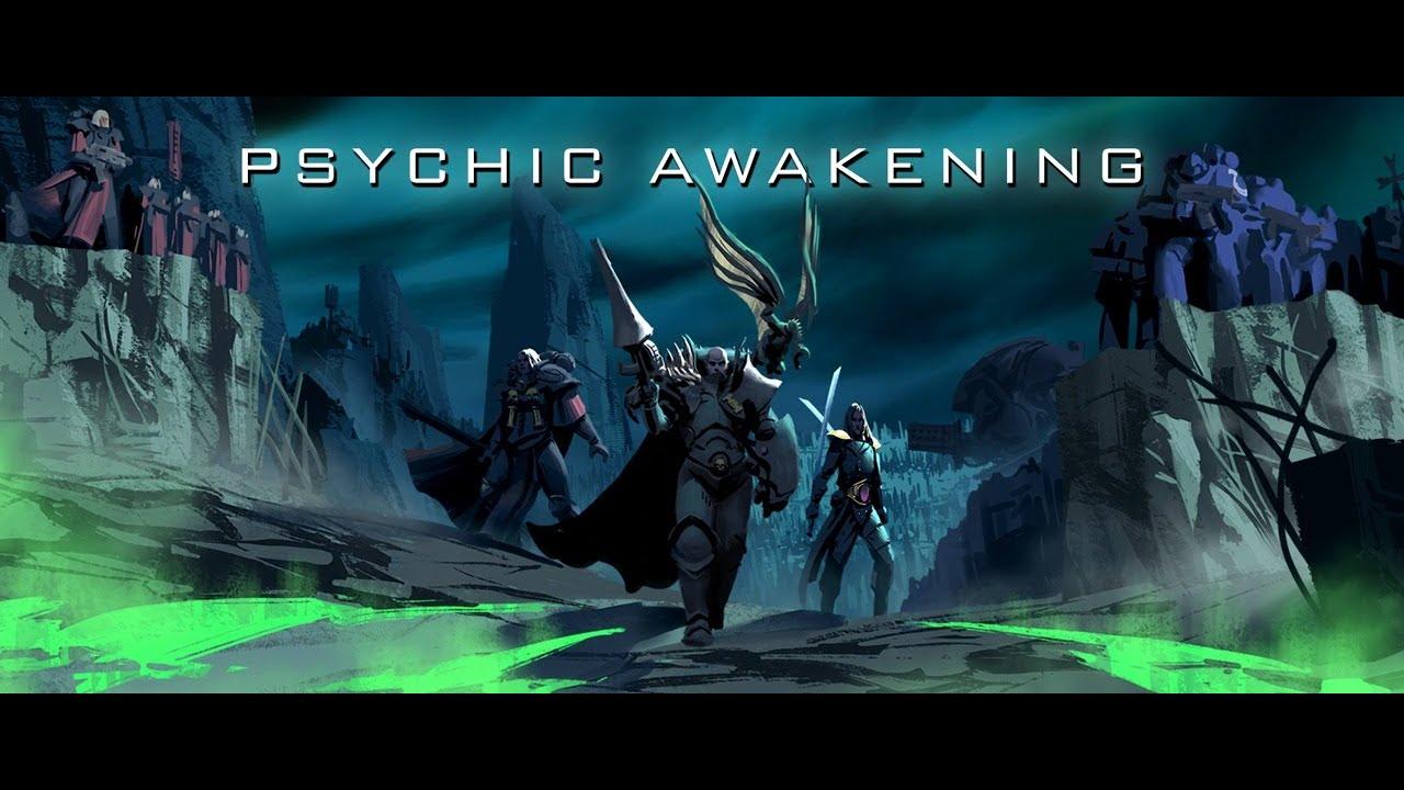 Psychic Awakening: Pariah Previews