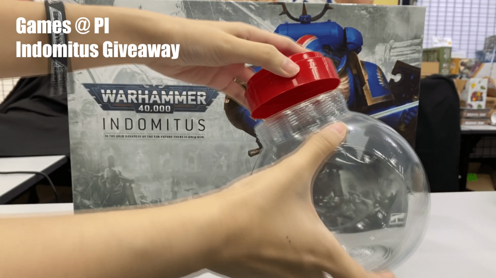 The Winner of the Indomitus Giveaway Revealed!