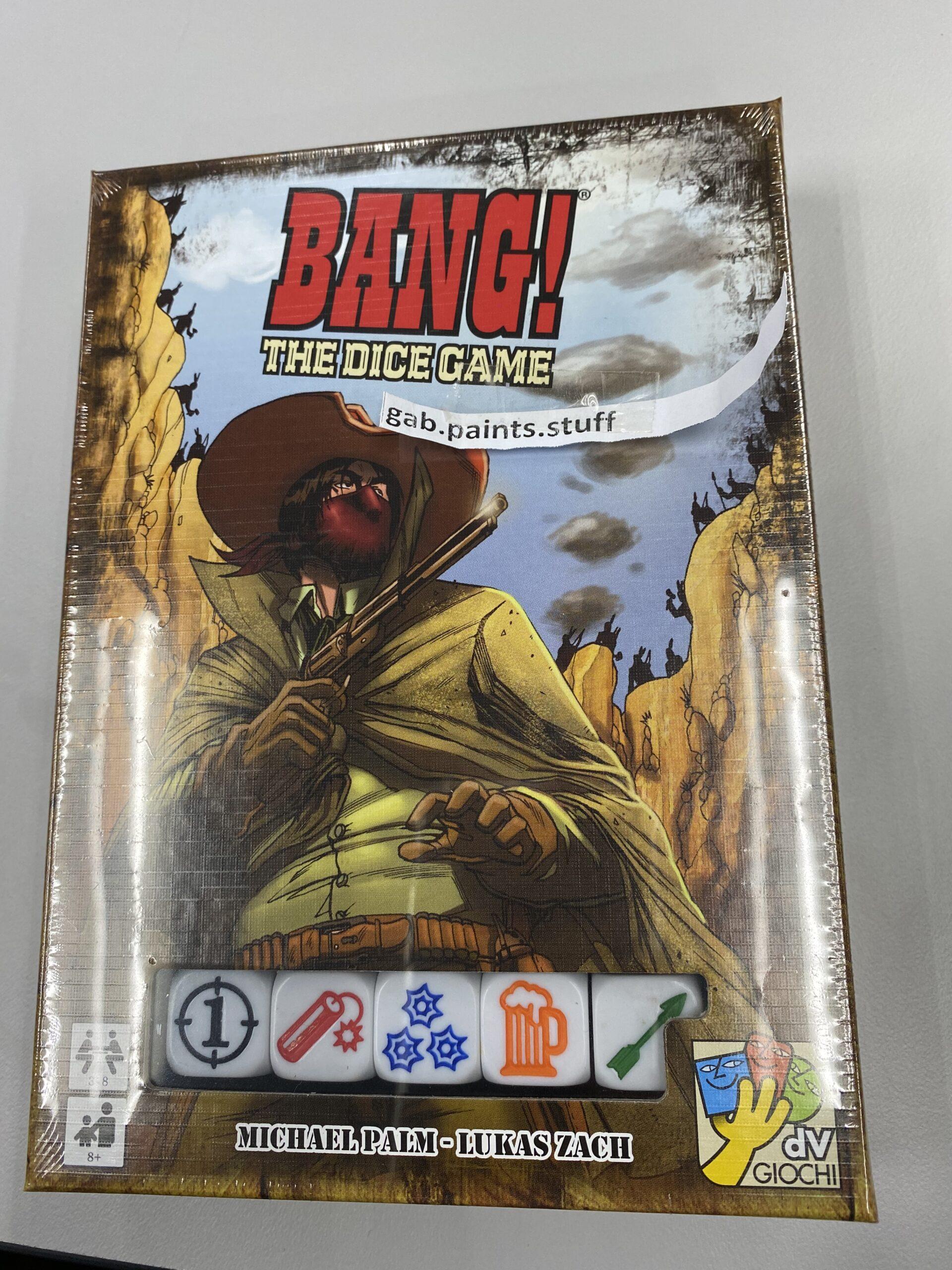 bang dice giveaway winner