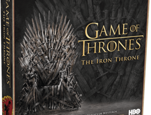 Game of Thrones: The Iron Throne Review