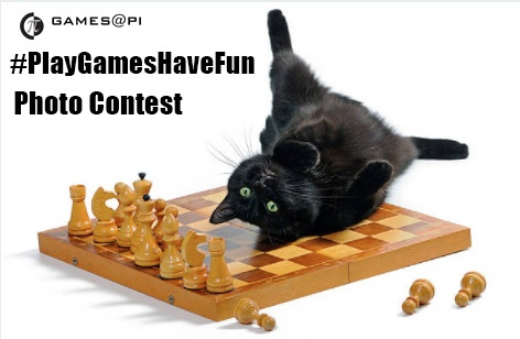 The #PlayGamesHaveFun Photo Contest: Pets Edition!