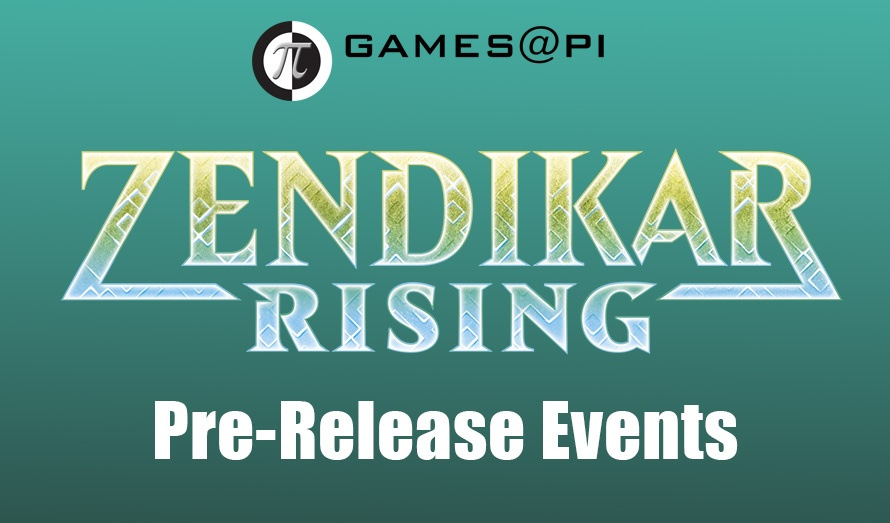 Magic: The Gathering – Zendikar Rising Pre-Release Events – September 18 to September 25