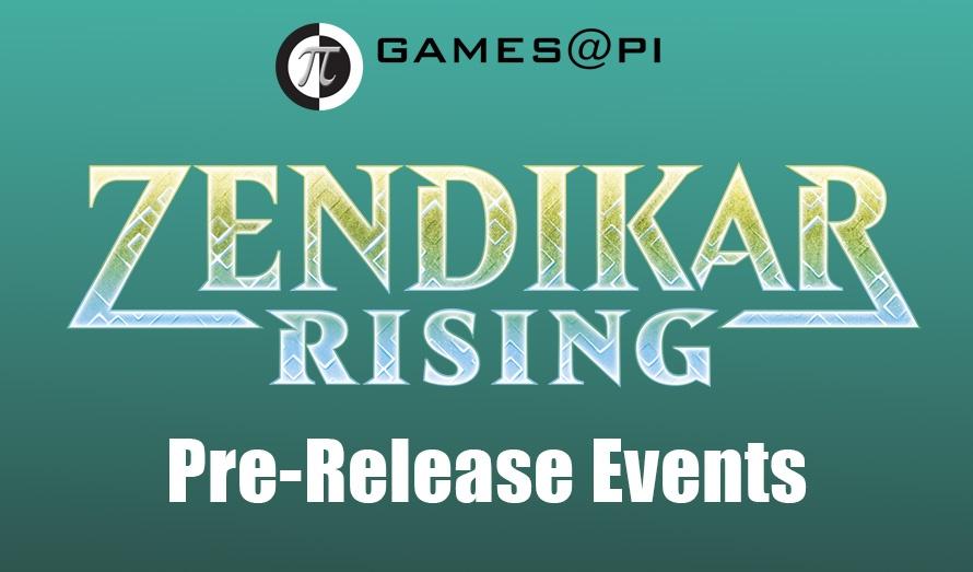 Magic: The Gathering – Zendikar Rising Pre-Release Events – September 18 to September 25