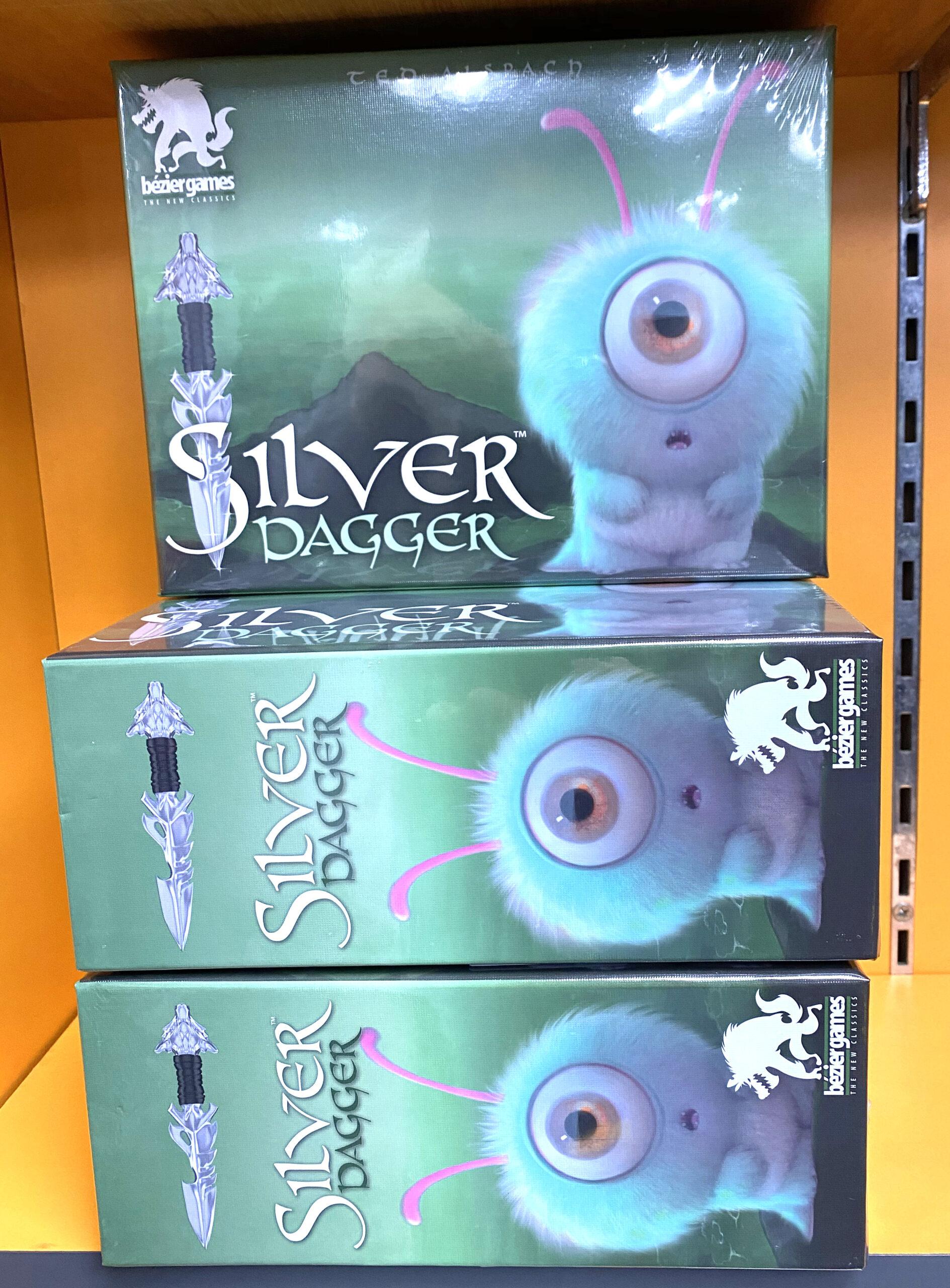 New Release Spotlight: Silver Dagger