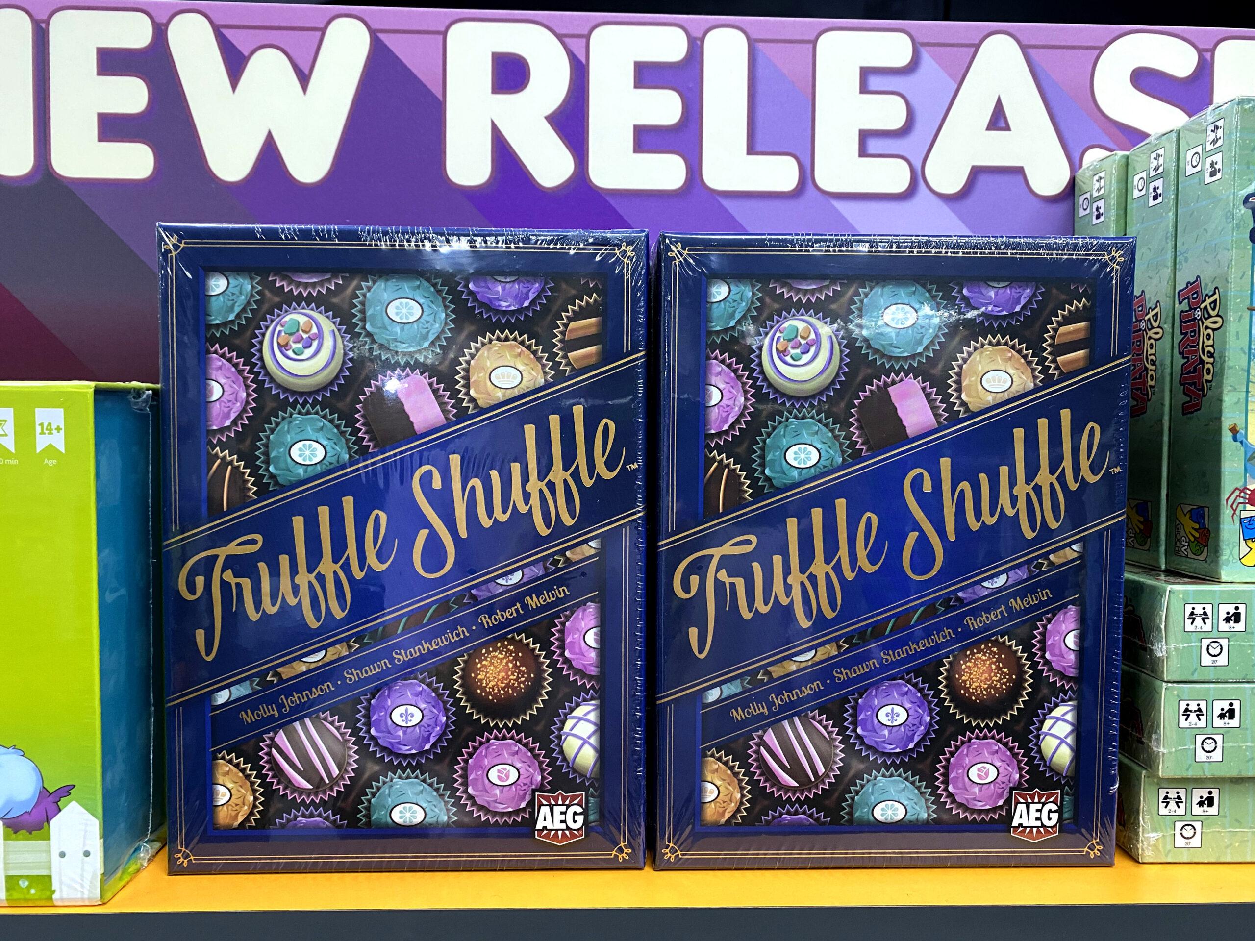 New Release Spotlight: Truffle Shuffle