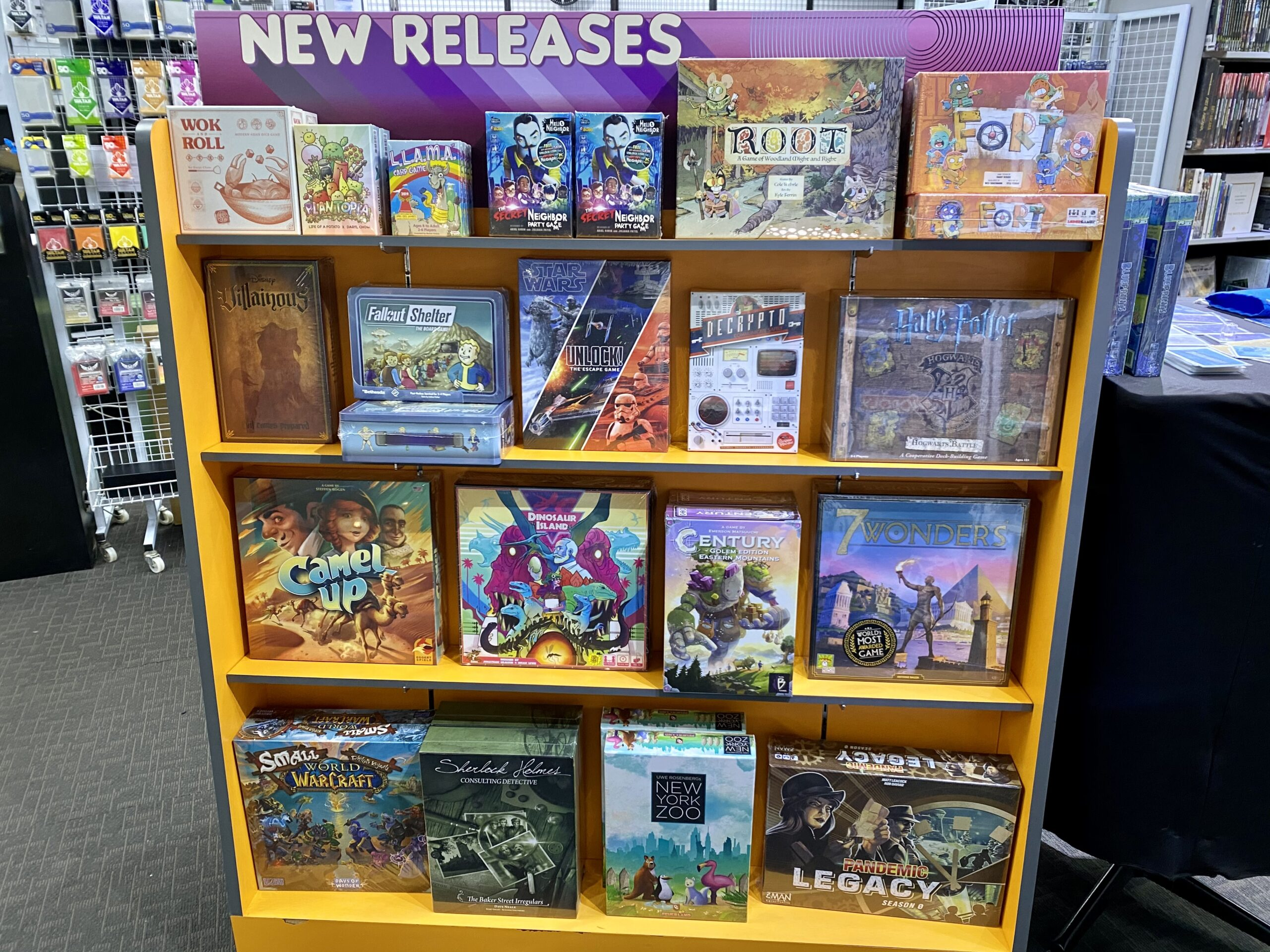 New Releases: But Wait! There's MORE!