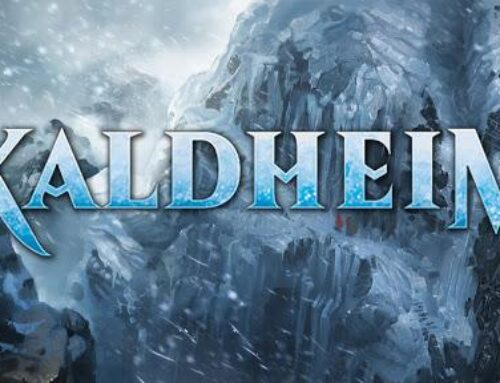 Magic: The Gathering Kaldheim Pre-Release Packs are In!