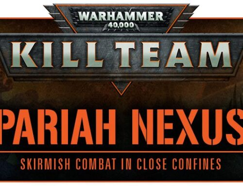 KILL TEAM: PARIAH NEXUS – COMING SOON