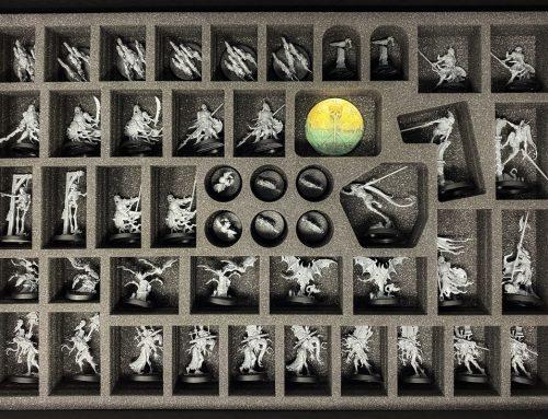 Grab A Feldherr Foam Set For Your Miniature Heavy Board Games
