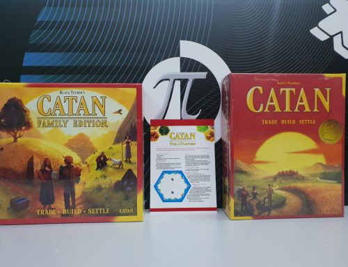 TWO-PLAYER CATAN