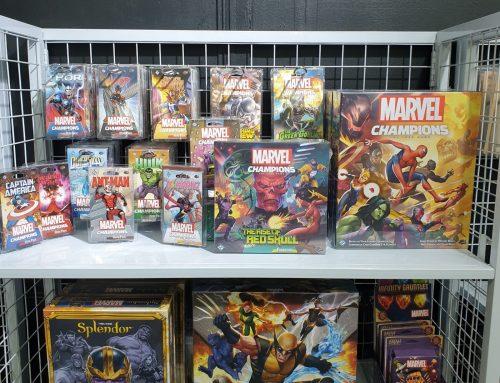 EXCELSIOR – A Marvel Champions Launch Bundle